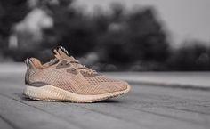 adidas Alphabounce: Biege ADIDAS Men's Shoes Running - http://amzn.to/2hw3Mi7