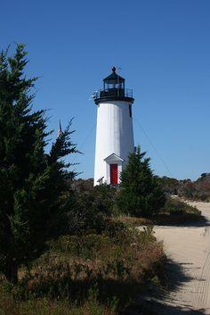 Cape Pogue Lighthouse - Massachusetts
