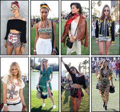 Coachella 2016 - style - festival style - looks - nick na europa