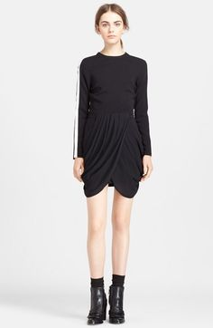 A.L.C. 'Tolan' Drape Skirt Dress available at #Nordstrom