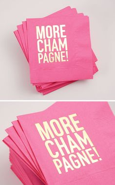 More Champagne Party Napkins (Hot Pink/Gold) More Champagne Party Napkins (Hot Pink/Gold) The post More Champagne Party Napkins (Hot Pink/Gold) appeared first on Champagne. Champagne Birthday, Champagne Party, Birthday Brunch, Brunch Party, 70th Birthday, Kate Spade Party, Party Napkins, Cocktail Napkins, A Little Party