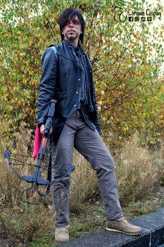 Daryl Dixon Cosplay  #WalkingDeadCosplay #DarylDixonCosplay #cosplay