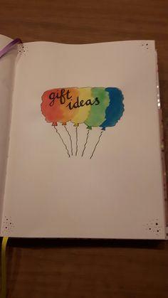 Ideetjes voor cadeautjes