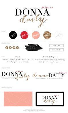 {Salted Ink Digital Design Co.} MAR 02, 2013 – Donna Daily Brand Lunch → http://saltedink.com/2013/03/02/donna-daily-brand-launch