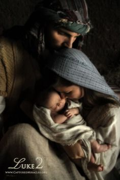 The Holy Family ~ Nativity of Jesus