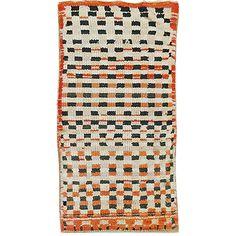 Art Deco Moroccan Rug