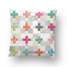 sewn from the collections PAPER and FOR YOU, both by Brigitte Heitland of Zen Chic for Moda
