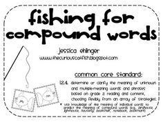 Language Arts - Fishing for Homophones Language Activities, Writing Activities, Writing Ideas, Teaching Resources, Teaching Ideas, Word Study, Word Work, Classroom Inspiration, Classroom Ideas