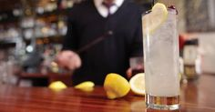 This refreshing drink is so famous they named the glass after it. Learn how to make a Tom Collins cocktail from famed bartender and Liquor.com advisory board member Simon Ford.