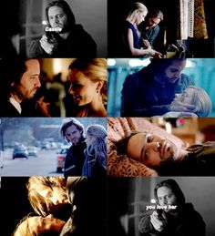 12 Monkeys, Cassie and Cole