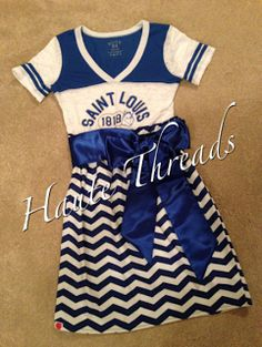 Stylish #Billiken game watching from Haute Threads Boutique