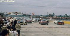 1967 Trans Am round 2 Event: Sebring 4 Hour March 31st 1967