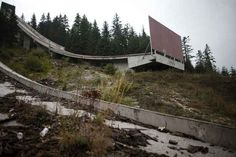 24 Spooky Photos Of Sarajevo's Abandoned Olympic Venues - BuzzFeed