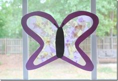 Butterfly Suncatcher...