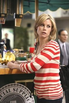 Claire Dunphy from Modern Family  Played by Julie Bowen