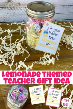 Easy Teacher Gifts, Diy Gifts For Mom, Homemade Gifts, Volunteer Gifts, Budget, Teacher Appreciation Week, Volunteer Appreciation, Candy Gifts, School Gifts