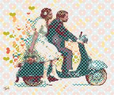 """Vespa Love"" Charis Tsevis in 2009. USEUM is a social network that enables users to collect, document and share their most cherished art, for everyone to see, comment and… add to it. Our goal is to enable an international database of art that will be created and curated, solemnly and equally by every single user."