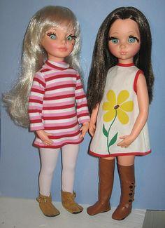 furga Alta moda dolls Simona and Susanna