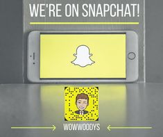 Woody's is on all social platforms including SnapChat! Want to be the first to see all the new inventory we are getting in?! Add us and get first dibs! @wowwoodys   #wow #wowwoodys #woodysautomotive #cars #trucks #suvs #carsforsale #trucksforsale #suvsforsale #kansascity #chillicothe #social #platforms #snapchat #snap #chat #woodysautomotivegroup #woodyssnapchat #addwowwoodys