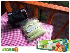 Organiza tu parrillada en el campo con las bolsas herméticas de STOREit