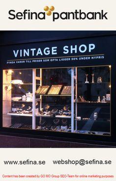 sefina vintage shop