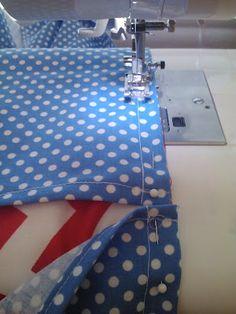 Nursery DIY Week: Tutorial- DIY Crib Skirt