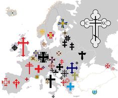 Cross geography
