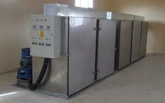 The series of Tray Dryer used in pharmaceutical industries for drying wet materials.