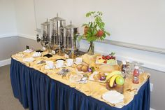 Sodexo Catering provides meal and refreshment services with excellent quality and beautiful presentation.