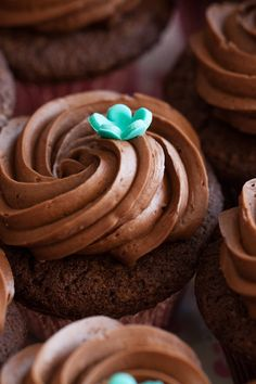 The Best Chocolate Cupcakes #Recipe, healthy and so #yummy