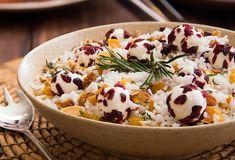 ¿Qué tal si preparas un delicioso Arroz y frutos secos como guarnición acompañado de una nuestras recetas de comida hechas con Philadelphia?