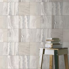 Rasch Marble Tile Wallpaper - White 414523  This stylish Marble Tiles themed wallpaper features a realistic white tiles design with a beautiful marble effect in natural tones on a smooth finish. Easy to apply, this high quality wallpaper would look fantastic when used to decorate a whole room or to create a feature wall. A beautiful design based on marble tiles Ideal for feature walls and entire rooms 10.05m (32.9 ft) long x 53cm (1.73ft) wide 42.6cm pattern repeat Offset pattern match…