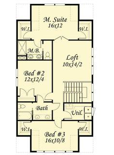 Plan 85058MS: Tiny Bungalow House Plan