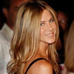 Def a Jen Aniston fan!  FRIENDS is an all time fav