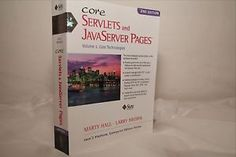 Core Servlets and Javaserver Pages Vol 1 Core Technologies by Yaakov Chaikin | eBay