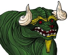 "Check out new work on my @Behance portfolio: ""Herbivore Monster"" http://be.net/gallery/36270345/Herbivore-Monster"