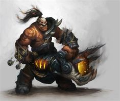 Orc Grenadier Art - World of Warcraft: Warlords of Draenor Art Gallery Character Concept, Character Art, Concept Art, Character Design, World Of Warcraft Game, Warcraft Art, Star Citizen, World Of Warcraft Wallpaper, Warlords Of Draenor