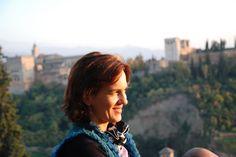 Granada, overlooking Alhambra