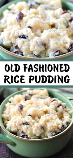 Old Fashioned Rice Pudding is delicious served warm or chilled. This is good old fashioned comfort food at it's best! Old Fashioned Rice Pudding is delicious served warm or chilled. This is good old fashioned comfort food at it's best! Rice Pudding Recipes, Rice Recipes, Cooking Recipes, Healthy Recipes, Rice Puddings, Recipies, Homemade Rice Pudding, Cooking Tips, Cooking Okra