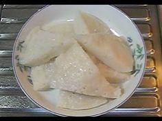 Steamed white sugar sponge cake ( Bak Tong Gou ) 白糖糕 - YouTube