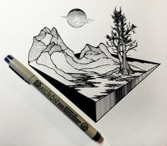 Daily Drawings by Derek Myers