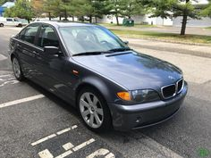2002 #BMW 325i FOR SALE! $2,200 The #car runs great. Very sleek, attractive car.