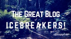 "Have you ever been in a situation where you need an icebreaker and FAST!? Welcome to ""The Great Blog of ICEBREAKERS!"" My intention for this post is not to provide you with ""never seen before"" icebr..."