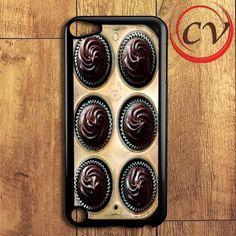 Chocolate Cupcake iPod 5 Case