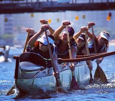 Outrigger Canoe, Water Toys, Canoeing, Hawaiian, Racing, Ocean, Adventure, Pictures, Travel