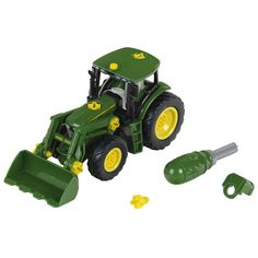 Theo Klein John Deere Take A Part Tractor