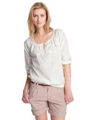 ESPRIT Damen Bluse Regular Fit, D21318