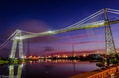 https://flic.kr/p/qwMVcj | Transporter Bridge. | Newport. South Wales.