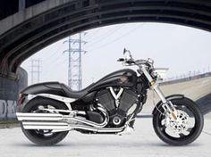 Victory Motorcycle Custom Order Program -