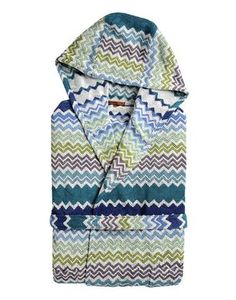 Towelling Robe Missoni Home - Towelling Robes Missoni Home on Missoni Online Store